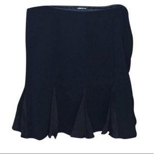 Cache black skirt size 8